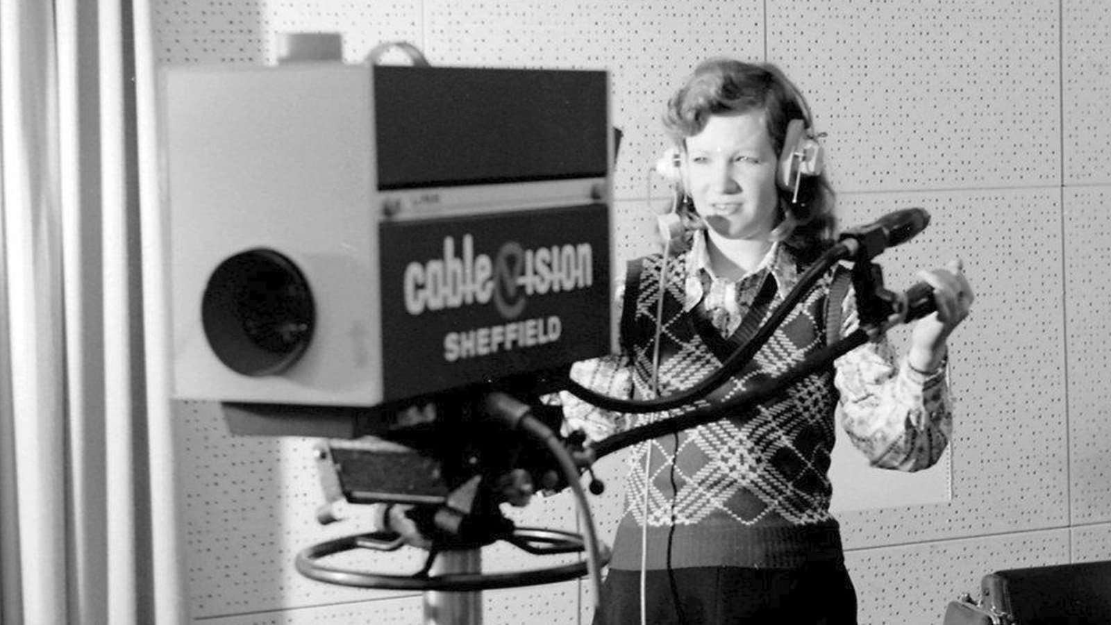 Sheffield Cablevision Camera Operator