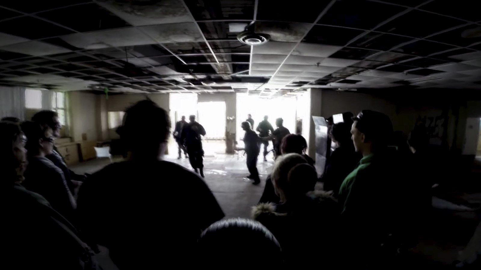Sheffield Zombie Experience