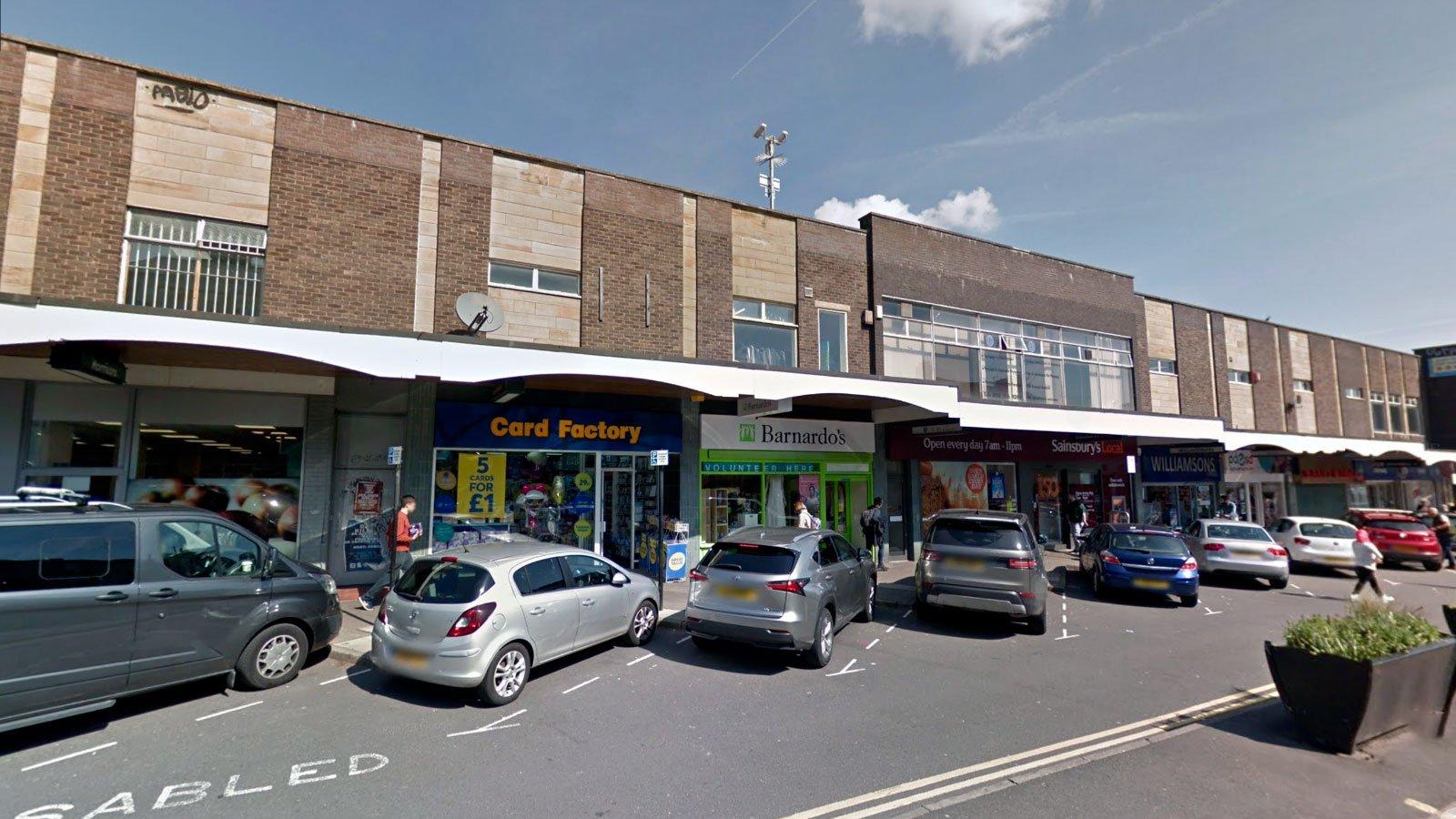 Fulwood Road Shops, Broomhill
