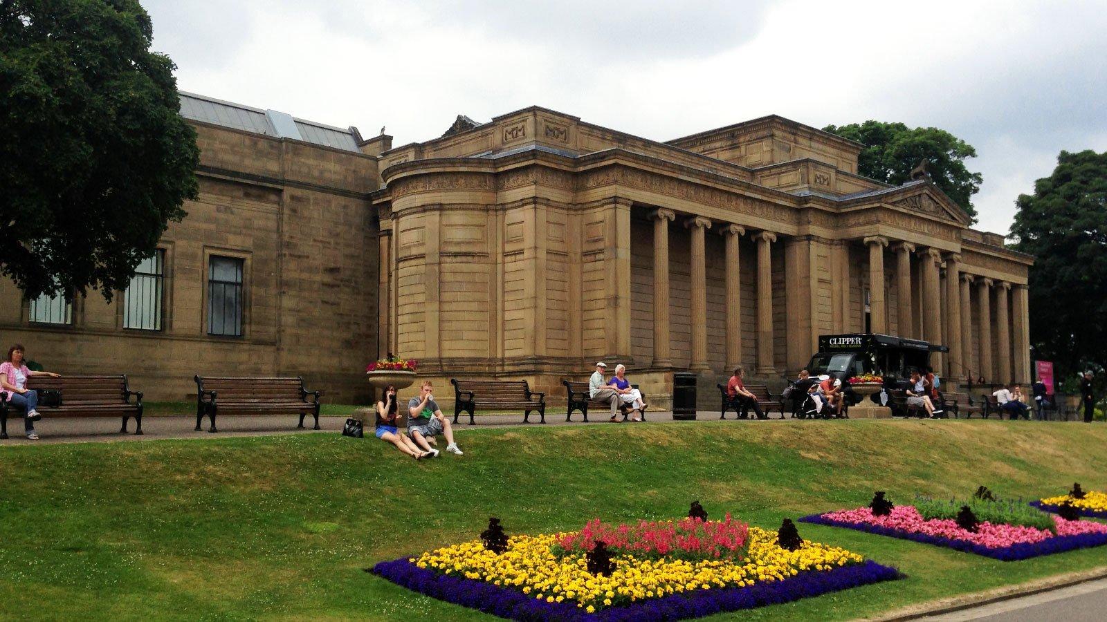 Weston Park Museum, Sheffield