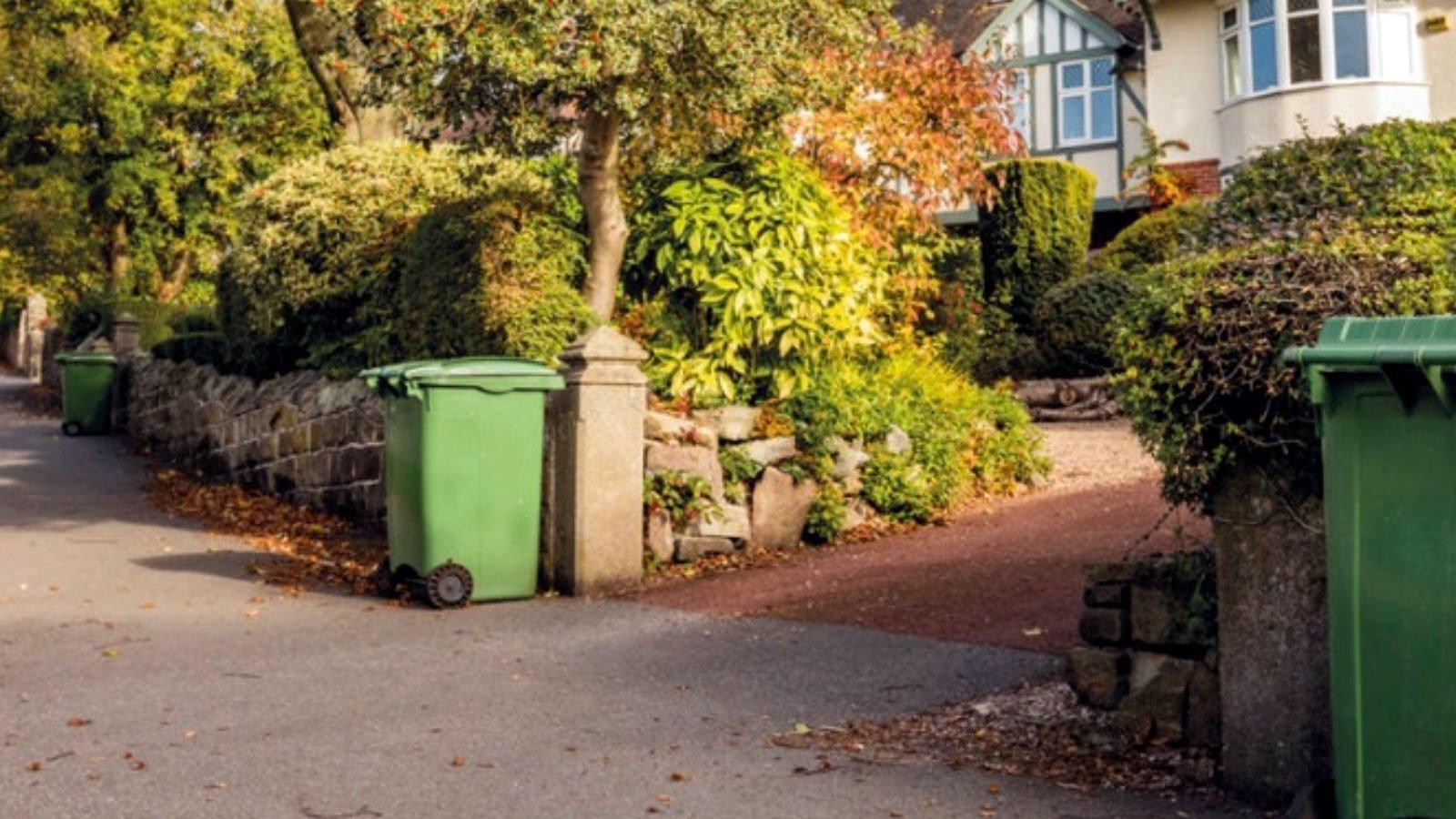 Green Bin Collections in Sheffield
