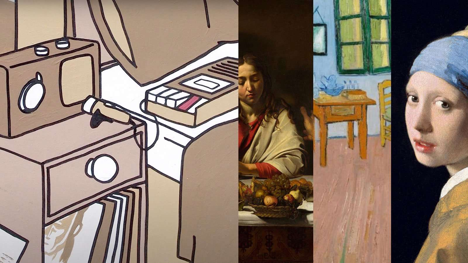 Pete McKee's Art History YouTube Series