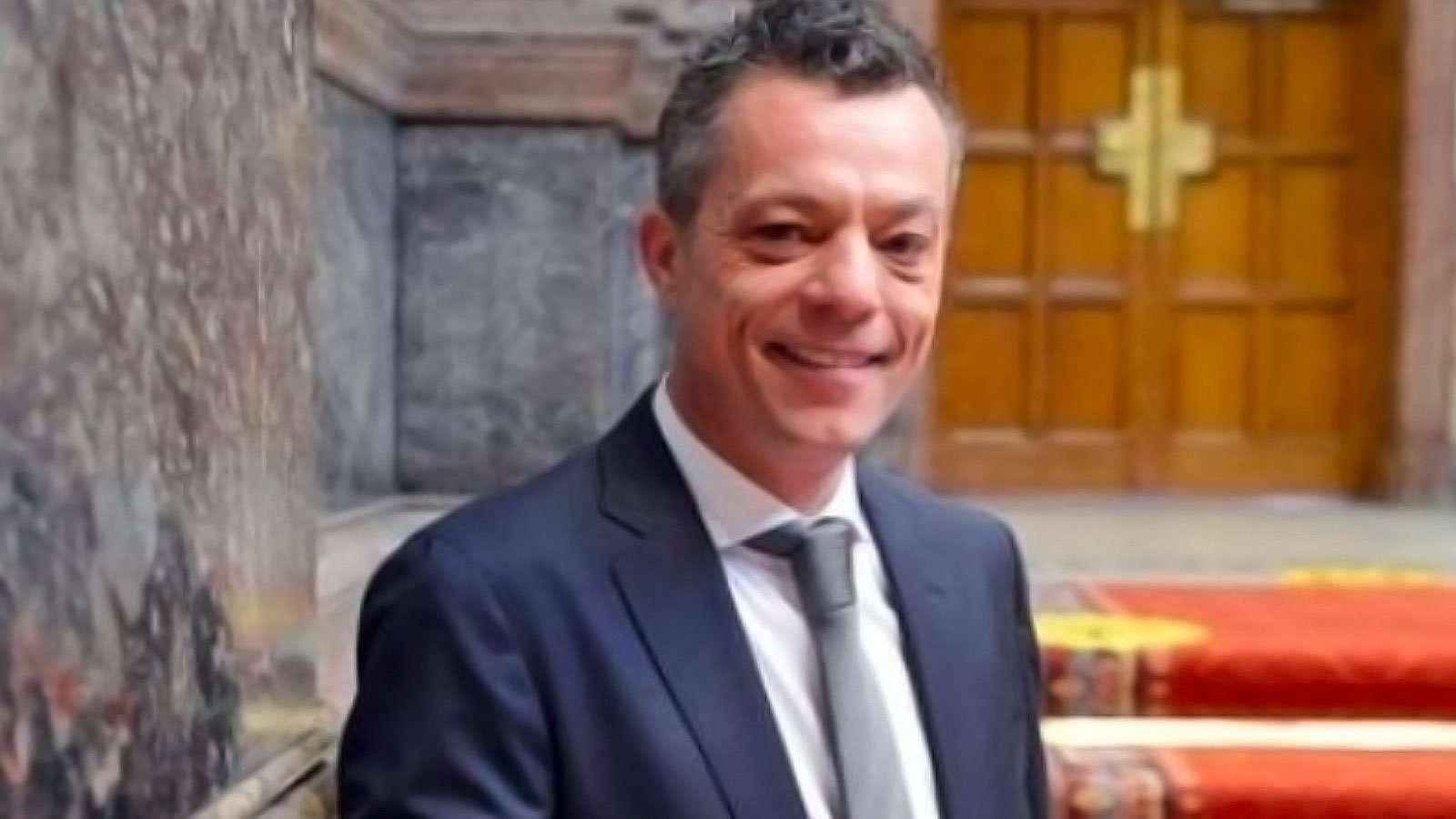 Councillor Bob Johnson, Leader of Sheffield City Council