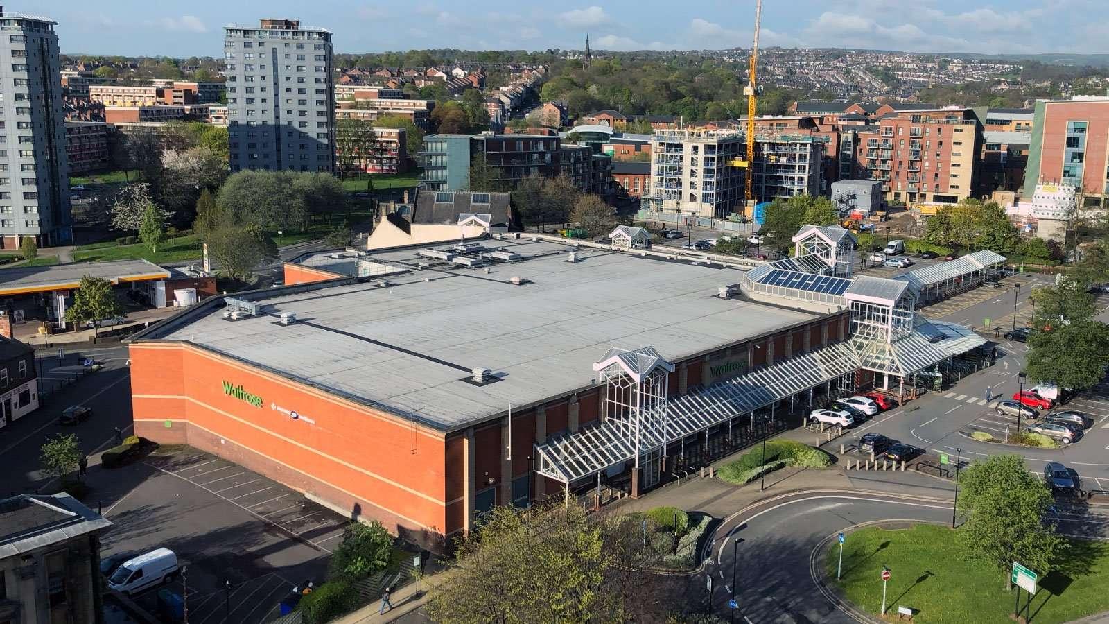 Waitrose & Partners (John Lewis & Partners), Ecclesall Road, Sheffield