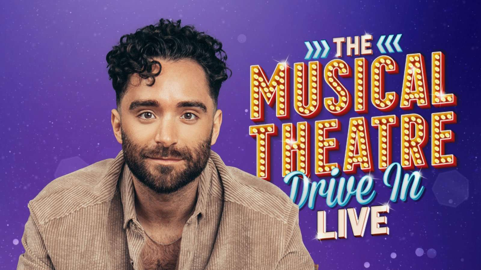 Matt Croke to star in Meadowhall Musical Theatre Drive-In